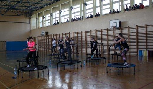 Jumping fitness – nowoczesna forma aktywności fizycznej